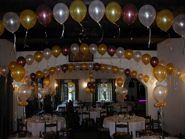 decoration de mariage avec ballon. Black Bedroom Furniture Sets. Home Design Ideas